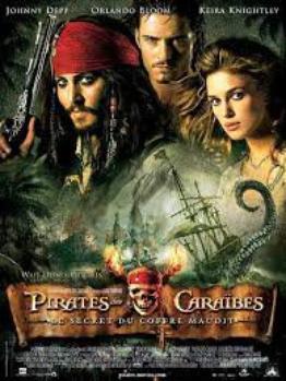 Saga du mois n°3 Pirates des Caraïbes 2