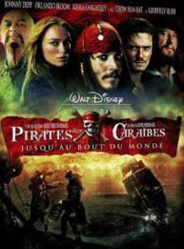 Saga du mois n°3 Pirates des Caraïbes 3