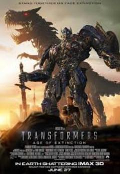 Saga du mois n°7 Transfromers 4 L'Age de L'Extinction