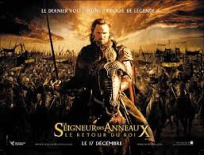 Saga du mois n°4 Le seigneur des Anneaux: Le retour du roi