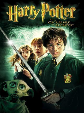 Saga du mois n°5 Harry Potter et La Chambre Des Secrets