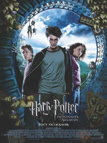 Saga du mois n°5 Harry Potter et Le Prisonnier D'Azkaban