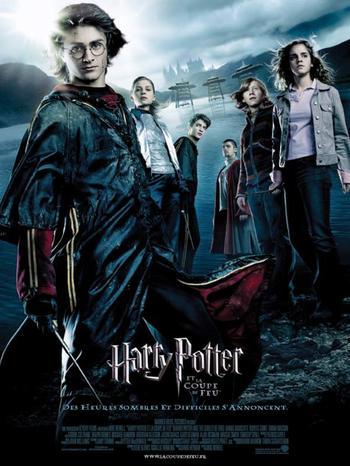Saga du mois n°5 Harry Potter et La Coupe De Feu