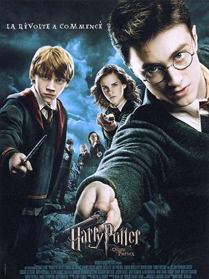 Saga du mois n°5 Harry Potter et l'Ordre du Phénix