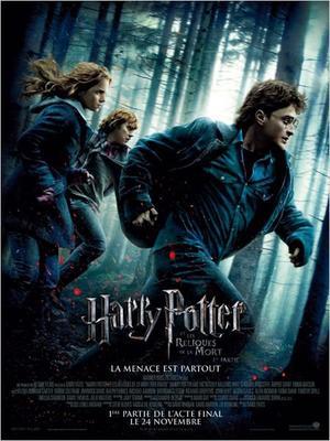 Saga du mois n°5 Harry Potter et les Reliques de la Mort partie 1