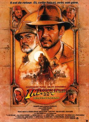 Saga du mois n°6 Indiana Jones et la Dernière Croisade