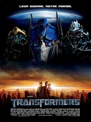 Saga du mois n°7 Transformers 1