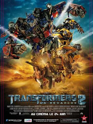 Saga du mois n°7 Transformers 2 Revenge of the Fallen