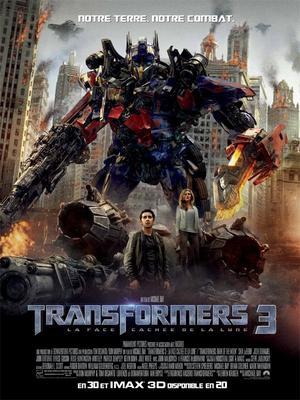 Saga du mois n°7 Transformers 3 Dark of the Moon