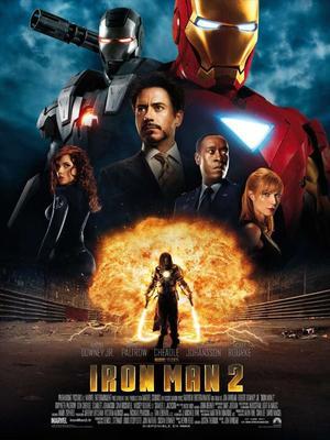 Saga du mois n°8 Iron Man 2