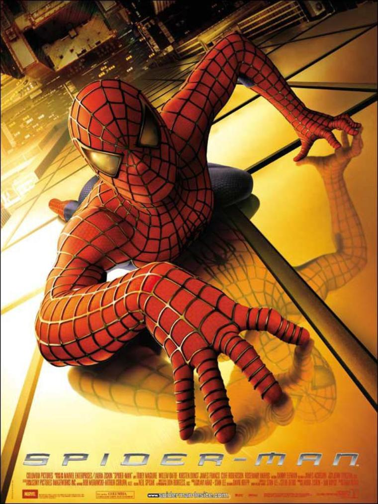 Saga du mois n°10 Spiderman 1