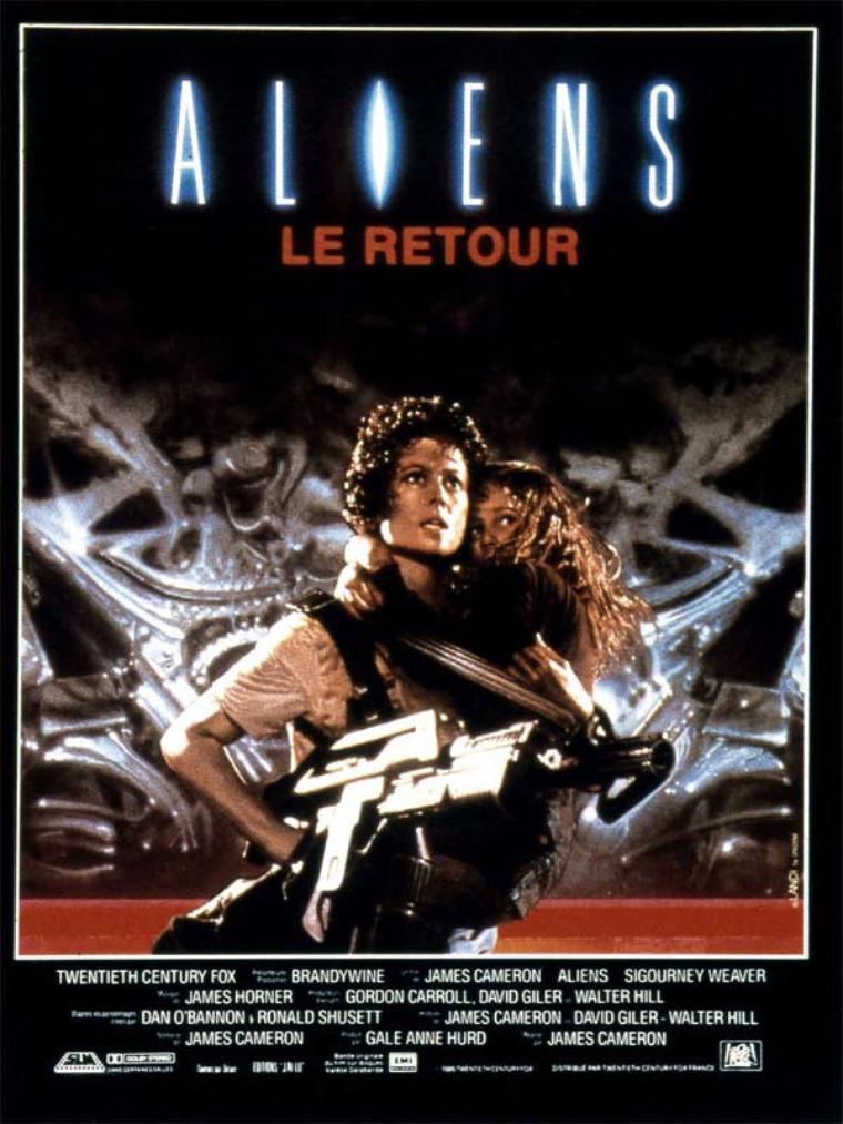 Aliens: le retour