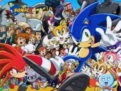 - Sonic X -