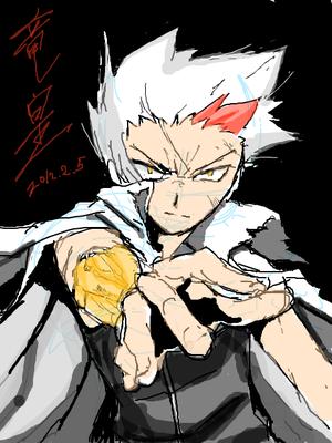 Images de Ryuga ! Pas vraiment mon ami mais il est classe