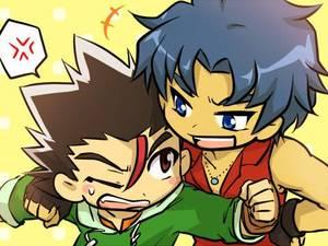 Moi et King !!!