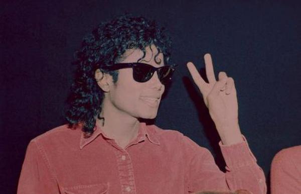 Michael Jackson le papa des enfants du monde