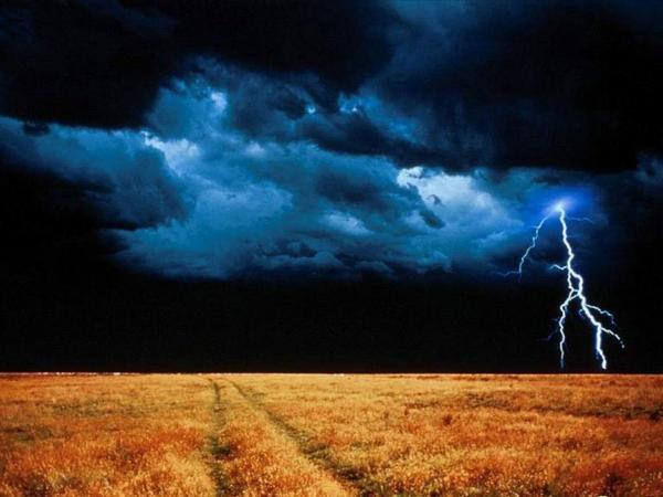 orage d'ete  ..