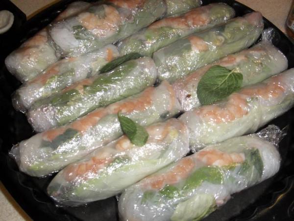 repas chinois  fait maison
