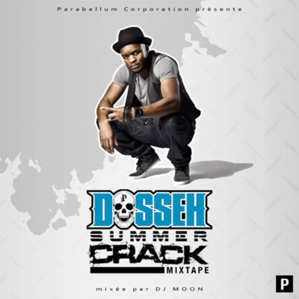 Net - Tape & Cover : Dosseh - Summer Crack Mixtape