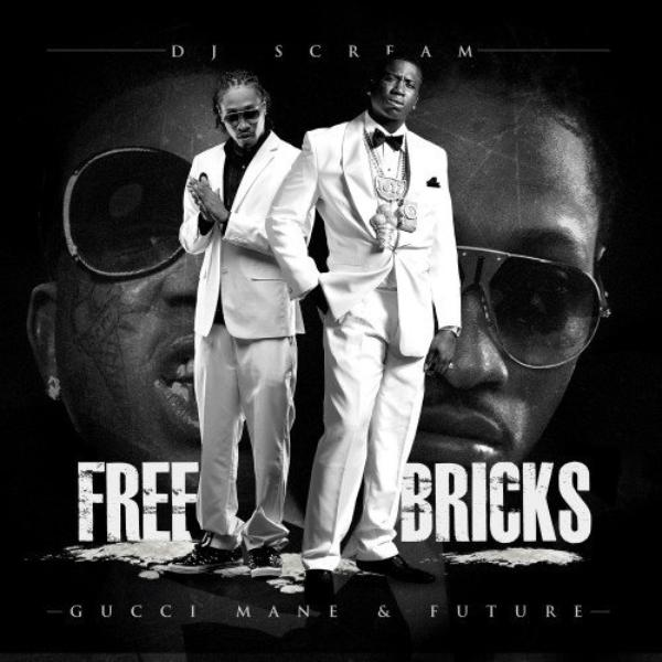 Net - Tape Cover & Tracklist : Gucci Mane & Future - Free Bicks
