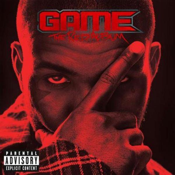 Tracklist : Game - The R.E.D. Album