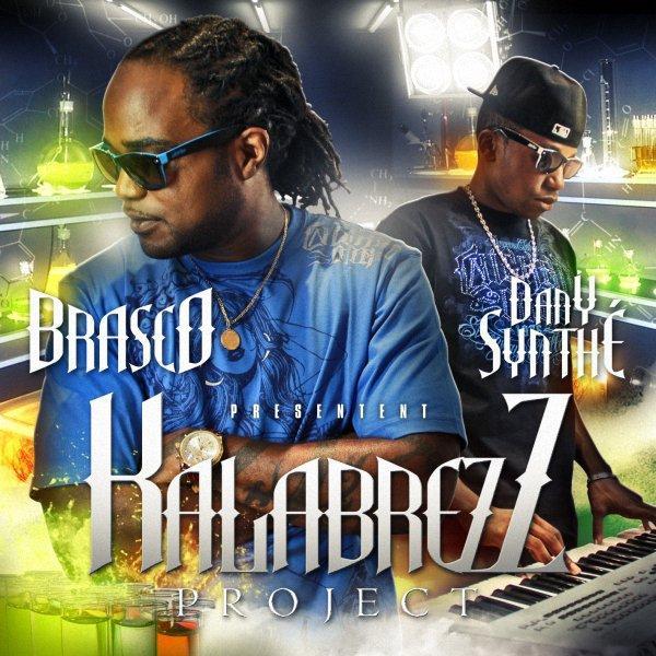 Cover & Tracklist : Brasco - Kalabrez Project