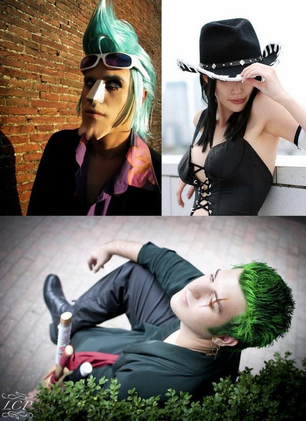 cosplays