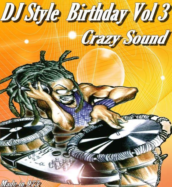 DJ Style Birthday Vol 3