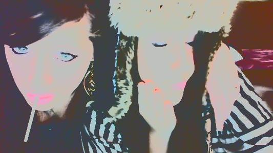 hey-hey moi et ma soeur lydia