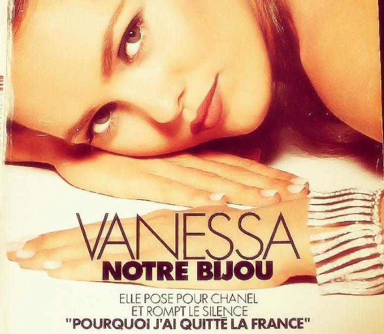 VANESSA TOP SHOW
