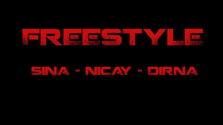 M.D.R / Freestyle Feat NICAY & DINA  (2012)