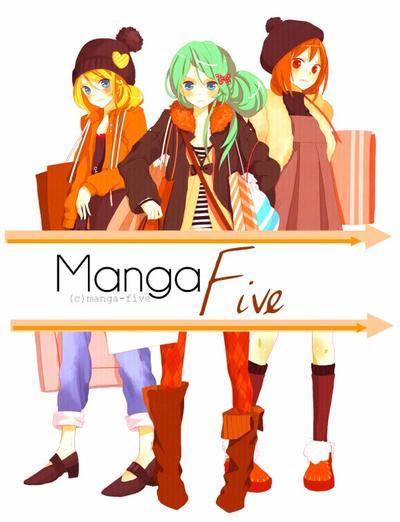 ••• Manga-five •••
