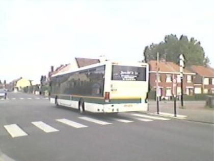 ce bus circule sur la ligne 47 vers le college pablo neruda a wattrelos