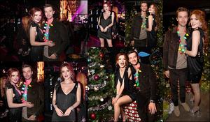 01/12/17 : Bella et Patrick se sont rendus au KIIS-FM Jingle Ball 2017 afin de promouvoir Midnight Sun, à LA. La promo continue et plus ils en font, plus j'ai envie de voir le film. Malheureusement, il faut attendre l'année prochaine pour le voir.[/font=Arial]