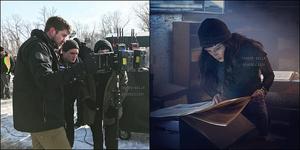 ✿ Découvrez 5 stills promotionnels pour le film Midnight Sun dans lequel Bel' joue.