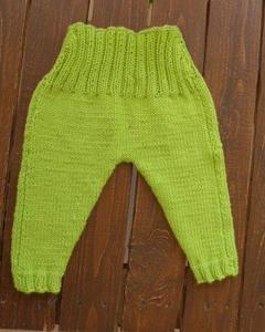 Petit Pantalon tricoté