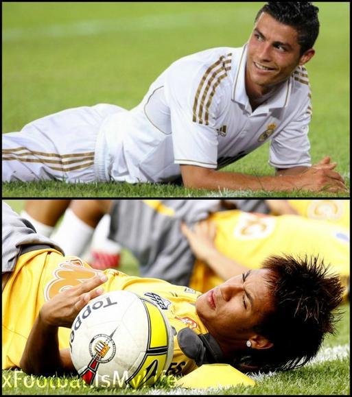 Il y a des joueurs comme ça, qui font rêver le ballon au pied. ♥