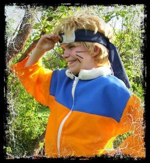cosplay naruto  genin et naruto shipuden