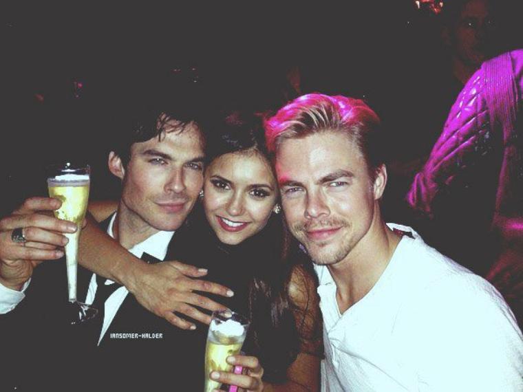 Ian  la fête d'anniversaire de Nina.  | Le 9 Janvier 2013.