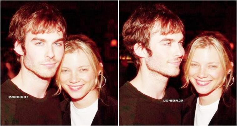 "Ian était a la soirée de ""Fashion Show and Party at the GQ Lounge. 