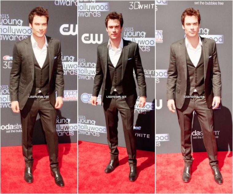 "Ian au ""15th Annual Young Hollywood awards"". 
