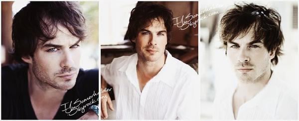 Photoshoot de Ian par Ken Browar. | En 2009.