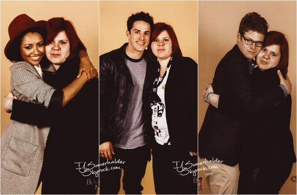 "Convention ""Vampire Diaries"" : Bloodynightcon Europe 2014. Je réalise mon rêve une seconde fois ♥"