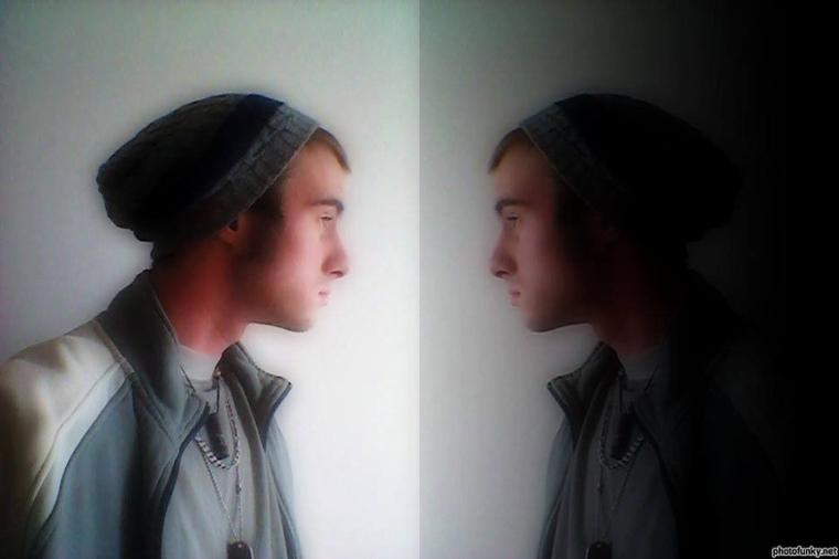 Le reflet de nous-même