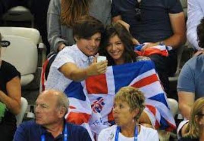 Belles photos de Louis et Eleanor :)