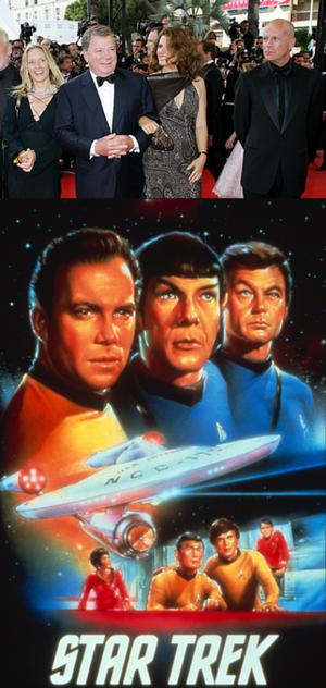 WILLIAM SHATNER  (Star Trek - Hooker ...)