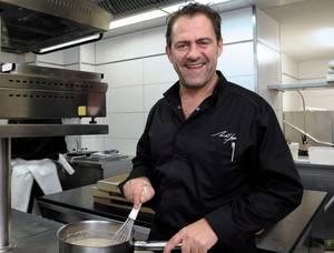 MICHEL SARRAN  (chef cuisinier Français)