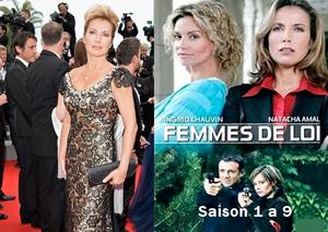 NATACHA AMAL (série tv - Femmes de Loi)