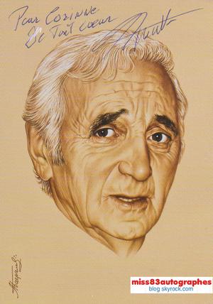 CHARLES AZNAVOUR (1924-2018) RIP