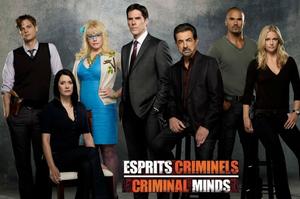 CAST de la Série TV / ESPRITS CRIMINELS - CRIMINAL MINDS